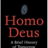 Buku Import Homo Deus: A Brief History of Tomorrow
