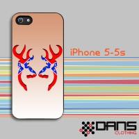 Jual iPhone Case - iPhone 5s Browning deer love colors Cover Murah