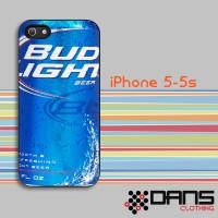 harga Iphone Case - Iphone 5s Bud Light Beer Cover Tokopedia.com