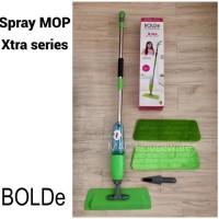 Jual Spray Mop X-Tra ( Stainless, 2 Kain Dan Sikat Gratis) Original Bolde Murah
