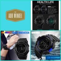 SKMEI Jam Tangan Olahraga Smartwatch Bluetooth - DG1245 BL