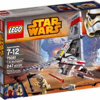 Jual lego berkualitas LEGO 75081 - Star Wars - T-16 Skyhoppe Diskon Murah