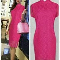 Jual Dress / Pakaian Wanita Imlek Poppy Murah