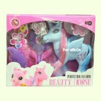 Jual Mainan Anak Figure Little Pony Beauty Horse CF3721 - Kado Anak Murah Murah
