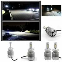 Jual Lampu LED COB Mobil H7 35 Watt 6000k Murah Murah