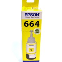 TINTA INFUS PRINTER EPSON YELLOW 6644 ORIGINAL