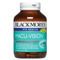 obat herbal alami Blackmores Macu-Vision 150 Tablets original