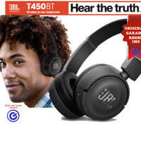 Jual JBL T450BT wireless on ear headphone sln bose akg sennheiser sony phil Murah