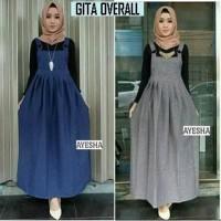 Jual gita overall dress Limited Murah