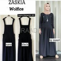 Jual Baju Dress Overall Zaskia Warepack Skirt Atasan Tunik Blouse Blus Mu Murah