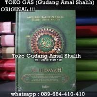 Jual A5 Al Quran Terjemahan Al-Hidayah Tafsir Perkata Tajwid Kode Kecil Murah