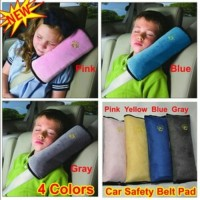 Bantal Sabuk Pengaman Mobil / Car Seat Belt Pillow - sumbawa shop