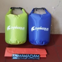 Jual dry bag tas anti air / waterproof 5l   Murah