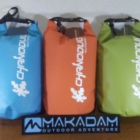 Jual dry bag 1'5L / tas waterproof chanodug   Murah