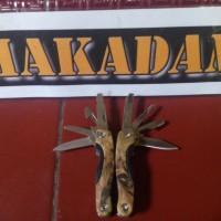Jual tang lipat mini multi fungsi / tools kid survival army   Murah