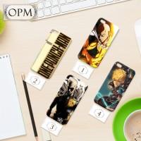 Jual Case Casing One Punch Man Anime Hp Handphone Iphone Samsung Oppo A63 Murah