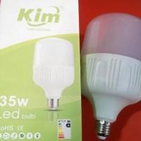 Jual BEST PRODUCT!! LAMPU LED KIM 35 WATT PUTIH JUMBO GARANSI 1 TAHUN Murah