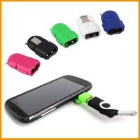 Jual USB OTG Robot Adapter Android Connector Micro USB Smart Phone OTG Murah