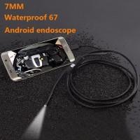 Jual Android Camera Endoscope 720P IP67 Waterproof Kecil mini Kabel OTG Murah