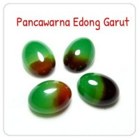 PERHIASAN (buy 1 get 1 free) NATURAL PANCAWARNA EDONG GARUT SUPER HQ