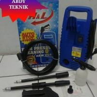 Jual PALING MURAH  Alat steam cuci motor & mobil Jet Cleaner ABW VGS 70 Murah