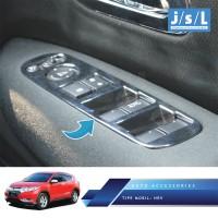 Honda HRV List Power Window Interior JSL / Power Window Cover Chrome