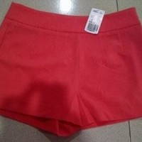 Jual high waist coral pants Murah