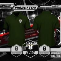 Jual Poloshirt Kaos Polo Real Juventus Logo Murahv Murah