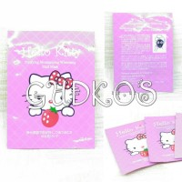 Jual Naturgo Hello Kitty (Facial Whitening Mud Mask / Mask Lumpur HK ) Murah