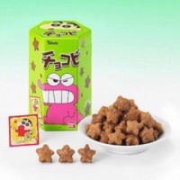 Jual Tohato Chocobi Snack Sinchan  (Coklat /Grape/Melon) Murah