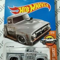 Hot Wheels 2017 - Custom '56 Ford Truck Gray