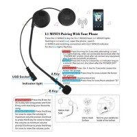 Wireless Headphone Bluetooth Helm Headphone Stereo Music
