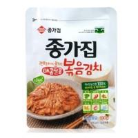 Jual Korean Chongga Stir Fried Kimchi Kimchee Cabbage Import Korea Halal Murah