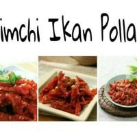 Jual Korean Kimchi Pollack - Ikan Korea Import Murah