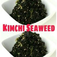 Jual Korean Kimchi Seaweed - Rumput Laut Salad Korea Murah