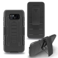 Samsung S8 EDGE - S8 PLUS hard soft case casing hp cover FUTURE ARMOR