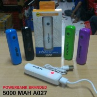 harga Power Bank Pb Branded 5000mah Powerbank 5.000mah Asus Oppo Xiaomi Tokopedia.com
