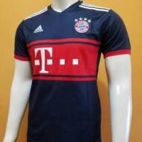 Bayern Munchen Away 17/18 Grade Ori