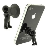 Jual Termurah !! 3d Man Stand Hercules Mobile Phone Holder - Multi-color -  Murah