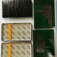 Jual  kotak rokok  tempat rokok kulit  smoking box T0310 Murah