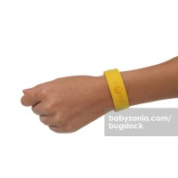 Bugslock Mosquito Repellent Band Pink T2909