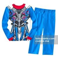 Jual  Cuddle Me Pajamas Big Size  Optimus Prime Body T2909 Murah