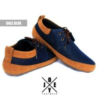 Jual  Sepatu casual santai pria handmade premi KODE BN2537 Murah