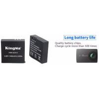 Jual  MGBattery Replacement Kingma for Xiaomi Yi 2 4K 1400mAh T1310 Murah