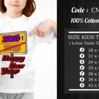 Jual  Kaos Anak Imlek  CNY027 T3009 Murah