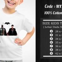 Jual  Kaos Anak Batman  Kaos Superhero  BTM010 T3009 Murah
