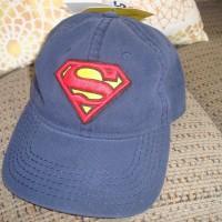 Jual Topi Baseball Cap SUPERMAN Import dari USA Murah