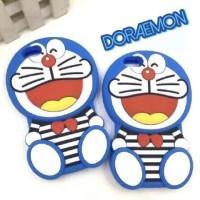 Jual  OPPO F3 Plus 3D Cute Cartoon Stripe Doraemon Soft Silicone Case T1910 Murah