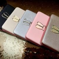 Dompet Handphone Wanita Rabbit Ear Model Pidanlu Korean Style