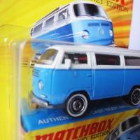 Matchbox lesney 70 Volkswagen VW T2 Bus Combi Jerman 2010